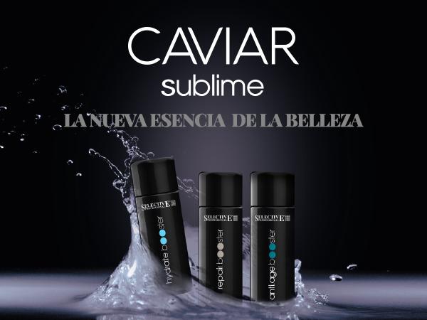 El caviar, un aliado contra el envejecimiento capilar