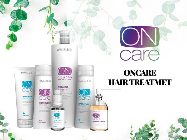 Oncare tratamiento para el cabello
