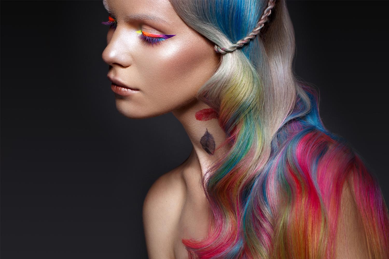 ¿Qué tipos de coloración profesional existen actualmente en el mercado?